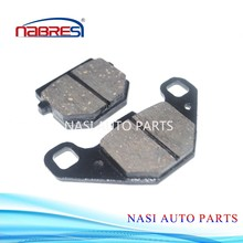 Durable disc brake parts the best GS125 motorcycle brake pad