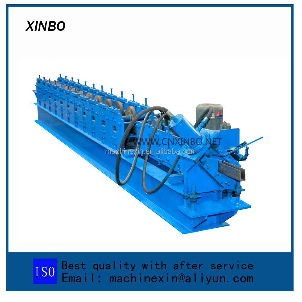 U channel and frame of Shutter door roll forming machine