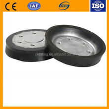 Construction machinery parts natural rubber Niigata concrete pump piston