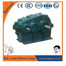 Low cost go karts cylindrical bevel gearbox