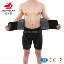 Relieve back pain waist sweat slimming belt for men