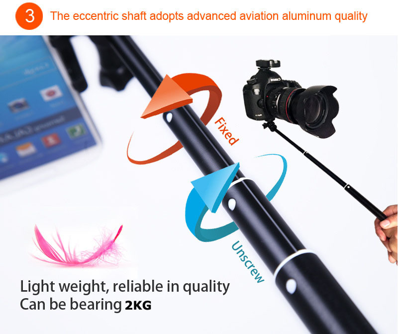 Multifuctional 13 in 1 Bluetooth Outdoor selfie kit for phone, selfie stick for mobile phone camera
