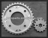 #428 motorcycle sprocket,specification standard chain sprocket,plastic pulley wheels
