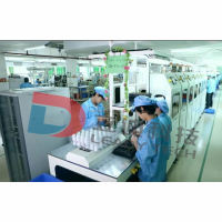 Whole line! LED bulb assembly line machine