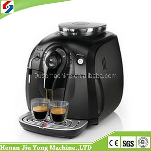 Semi- Automatic And Fully Auto Espresso Cappuccino Coffee Maker - Buy Espresso Cappuccino Coffee ...