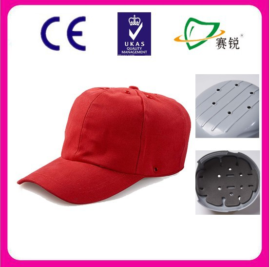CE EN812 lightweight construction safety helmet,ventilation china bump caps