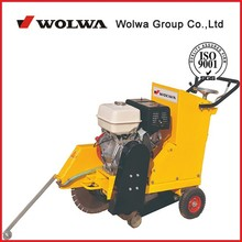 small concrete road cutter with japan power engine