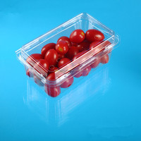 blister packaging clamshell plastic fruit punnets