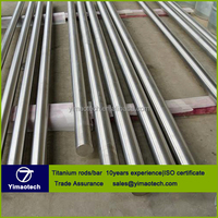 Top titanium producers of titanium rods/bars/foils/parts