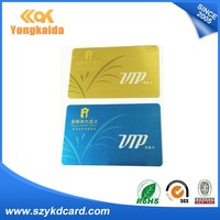 Programmable em4200 id card S70 RFID thin Card