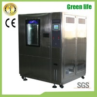 temperature humidity test chamber applicable to the QC inspection in such industrial units asbattery, plastics, food