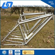 professional bicycle titanium frames With Tuv Certificate
