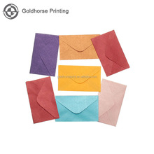 Retro Design Small Colored Blank Mini Paper Envelopes Wedding Party Invitation Envelope Greeting Cards Envelope
