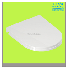 Child hydraulic toilet seat with soft close toilet seat damper