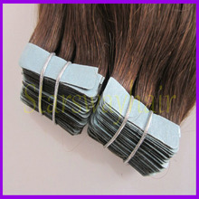 Wholesale pre bonded tape virgin hair 2.5g keratin fusion hair extensions