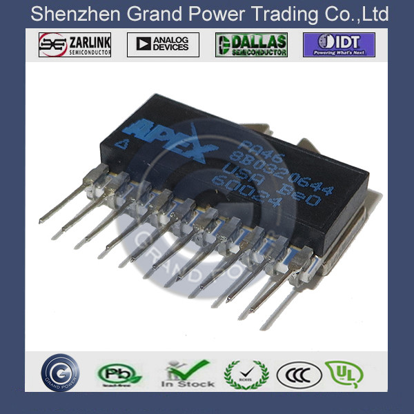 PA46 APEX - HIGH VOLTAGE POWER OPERATIONAL AMPLIFIER