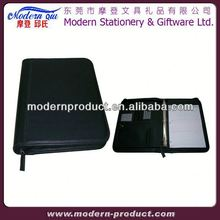 business leather 2 pocket portfolios
