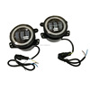 Hot sale 4 inch 30w LED Jeep wrangler fog lamp with halo ring