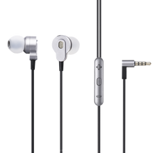 2016 New Earphones With Mic, 3.5mm Earphone With Mic For Laptop PC MP3 MP4 Moblie Phone