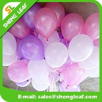 Promotion Item hot air latex balloon making machine