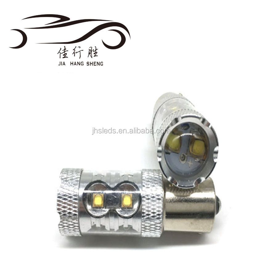 Wholesale Price 50W 1156 BA15S Crees Led Bulb Canbus No Error Backup Light 12V 24V 6000K