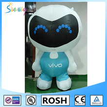 2016 inflatable alien mascot/ inflatable alien model for event/ advertising inflatable alien cartoon