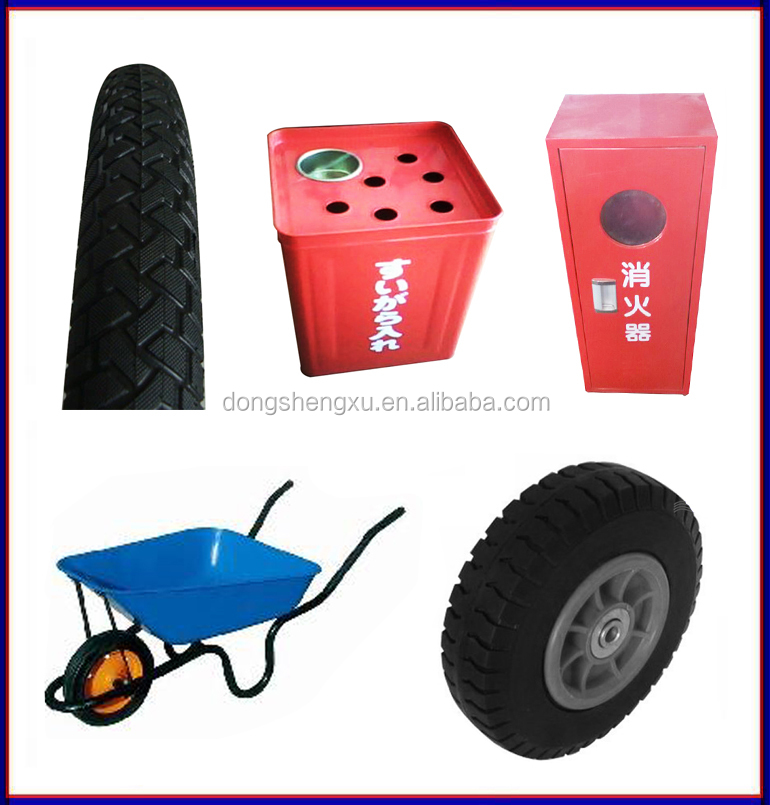 Wholesale Alibaba 14 Inch Solid Rubber Wheel For Wheelbarrow