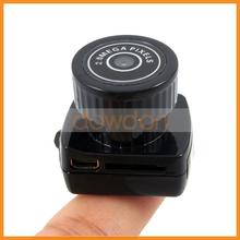 Y2000 2.0 Mega Pix World Smallest Mini HD Digital DV Webcam Video Camera Camcorder