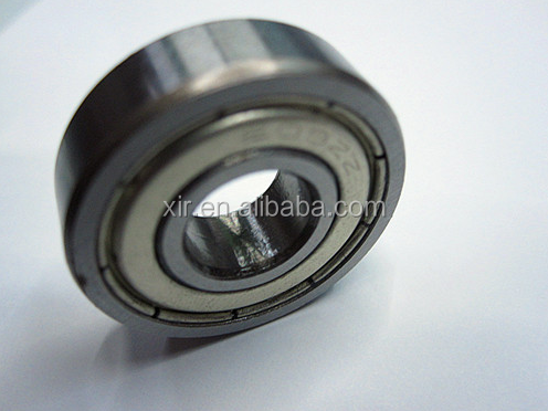 XIR Bearing deep groove ball bearing 609ZZ chrome steel bearing ABEC-1