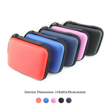 Accept Customized Zipper Closure EVA Case Portable Bag Travel Bag