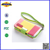 Stand Wallet Leather Case Cover For Apple Iphone4 4S Laudtec