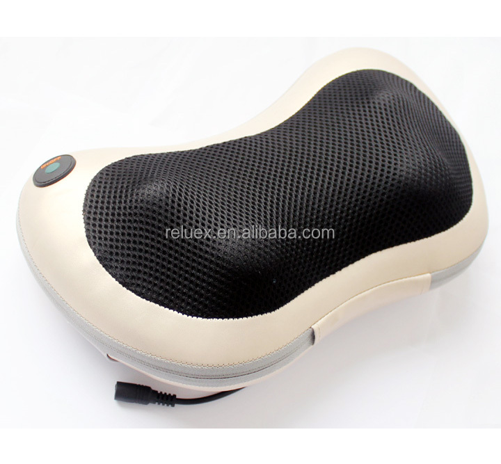 Electric Shiatsu Kneading Neck Massager with Heat for Home Office Car