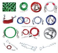 Running Dog Pet Products Hauling Cable Leads Collars Dog Traction Belt For Dog