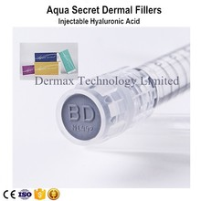Best price high quality pharmaceutical grade acid hyaluronic filler