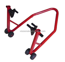 Hot sale accessories motorcyclered motorcycle paddock stand
