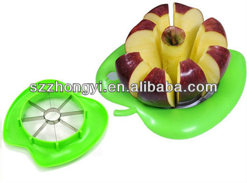 Hot Sale Apple Cutter / Fruit Divider with 8 petals
