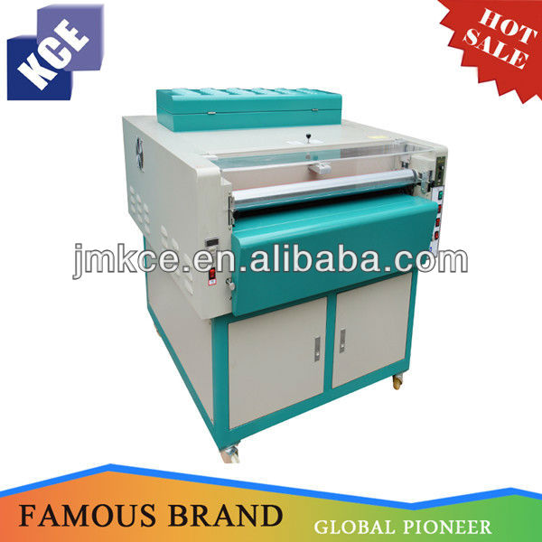Roller coater equipment for photo paper