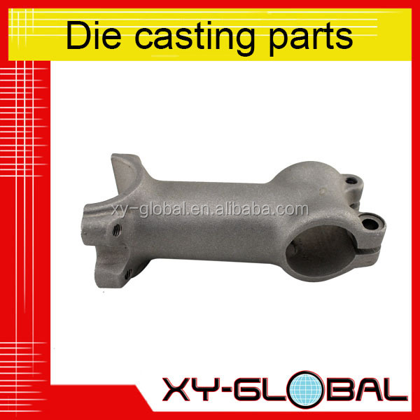 OEM/ODM custom ADC12 Aluminum die-casting motorcycle engine parts automobile parts