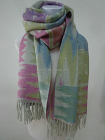 2015 Newest acrylic scarf and shawl
