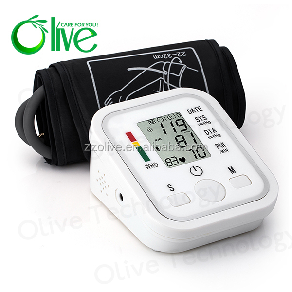 spo2 digital hospital digital full automatic blood pressure monitor