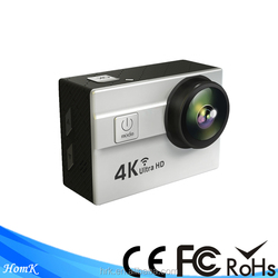Real 4K 24FPS H2022 Full HD 1080P Action Camera SJ8000 WIFI With Waterproof Housing