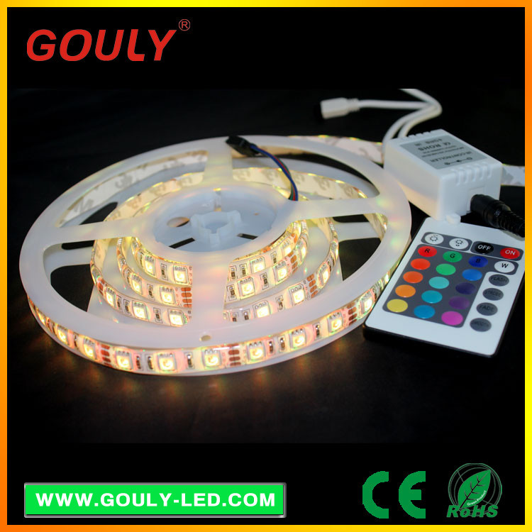 led red solar flashing lights window tape