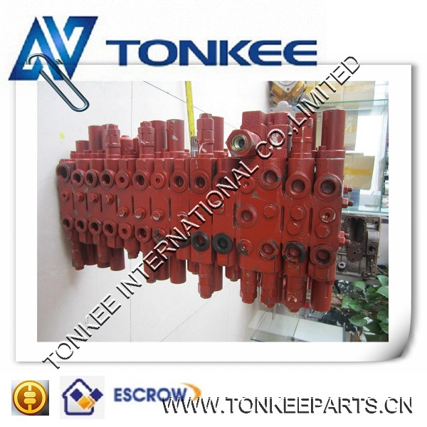 Construction Machinery Parts control valve& main control valve& hydraulic control valve for 6 ton excavator