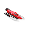WL915 2.4G High Speed RC boat brushless with 45KM