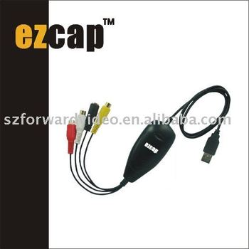 EzCAP USB DVD Maker