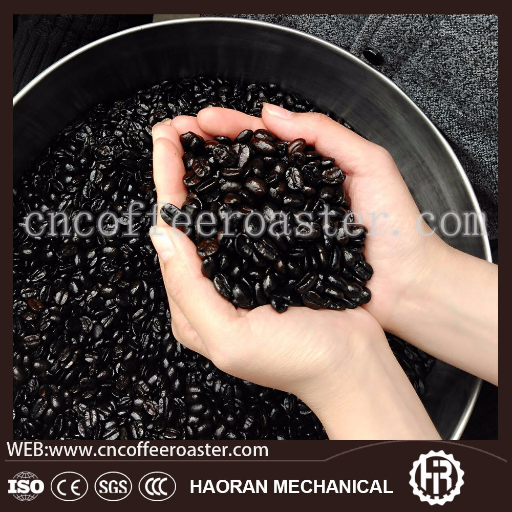 Factory use coffee roaster machine manual