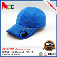 Polyester Mesh Quick Dry Golf Cap