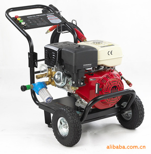 Portable high pressure car washer, gasoline pressure washer, 6.5HP car washer