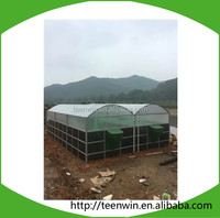 Teenwin cow dung biogas plant