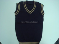School Sleeveless Jersey (acrylic)